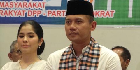 Soal Putaran Kedua Pilgub DKI Dukung Siapa, Ini Jawaban Agus Harimurti Yudhoyono