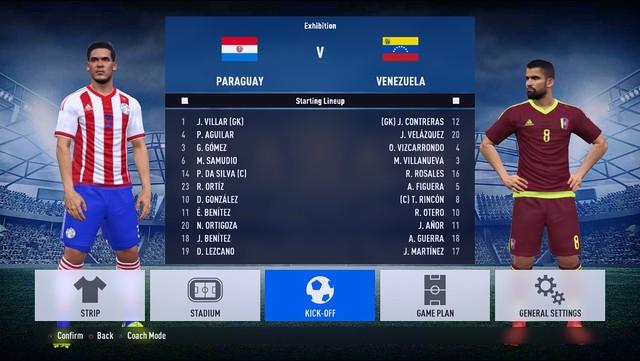 FIFA 2017 Font Style untuk PES 2017