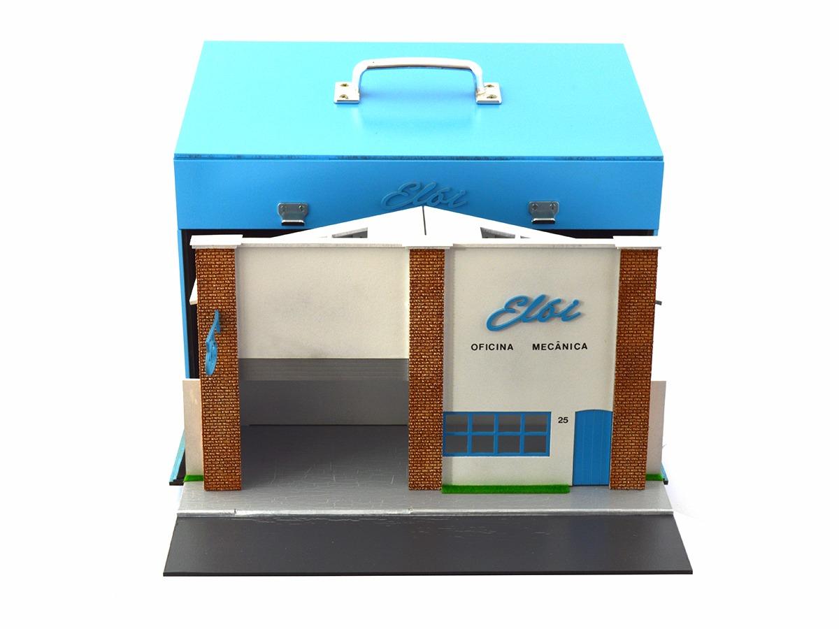Jefer sulchinscki dioramas fachada de oficina 1 43 com caixa - Caixa telefonos oficinas ...