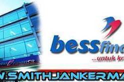 Lowongan PT. BESS Finance Pekanbaru Juli 2018