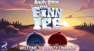 Angry Birds Seasons On Finn Ice v4.3.3 Mod Apk 2015 logo cover by jembersantri