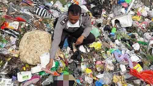Astagfilullah.. Seorang Ibu Tega Membuang Bayinya Di Tempat Sampah