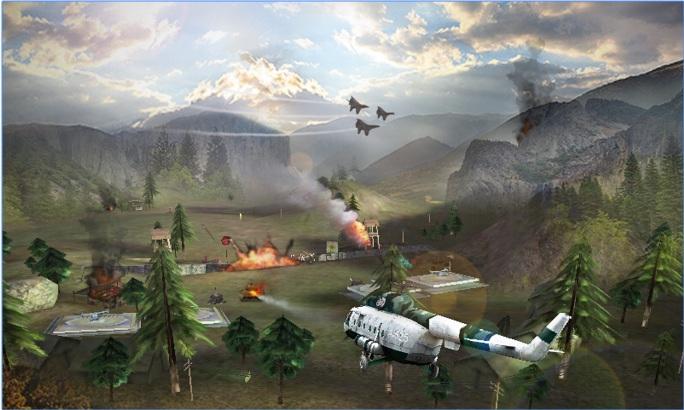 Gunship Strike 3D (full) v1.0.3