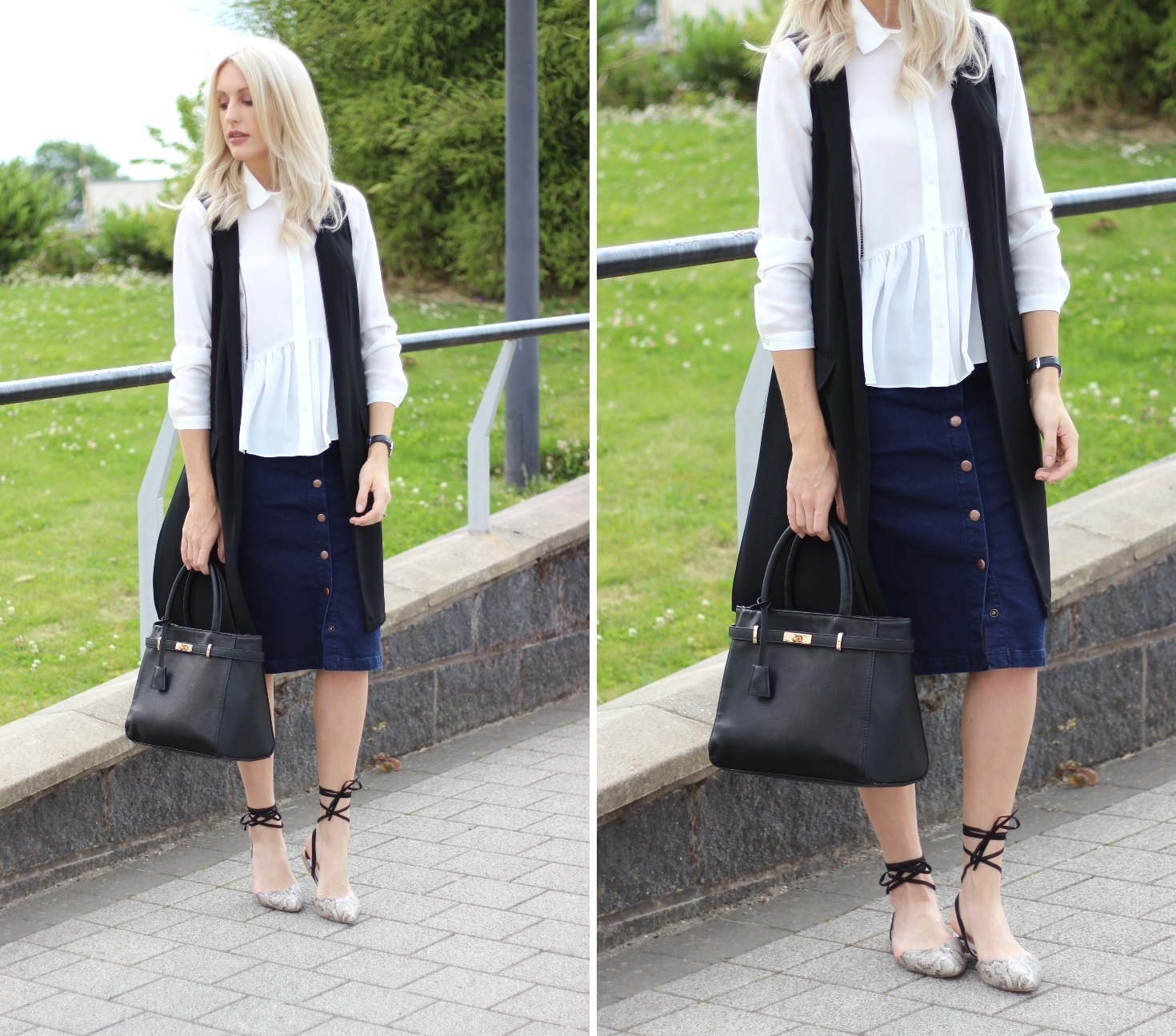 Summer Office Work Wear What To Wear To Work In The Summer Uk Fashion Blog High Street