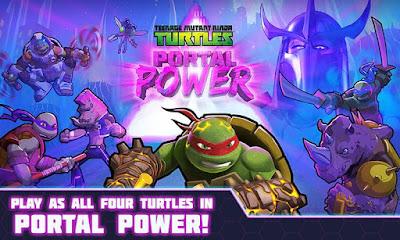 TMNT Portal Power apk + obb