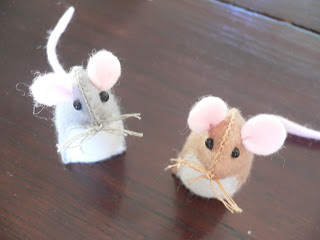 11 DIY Mouse Tutorials and Patterns