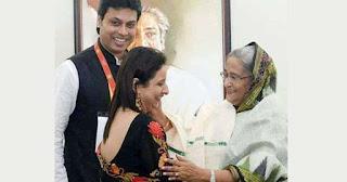 'বাংলাদেশি বংশোদ্ভূত বিপ্লব দেবের কী হবে?' সরব সোশ্যাল মিডিয়া