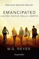 Un buon libro non finisce mai.: Recensione: Emancipated - L'altra ...
