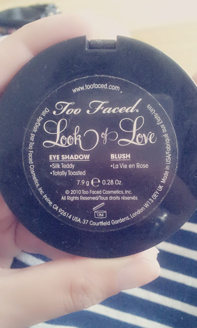 Too Faced Look Of Love Pallette