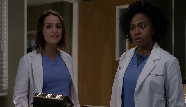 Grey's Anatomy 12x17