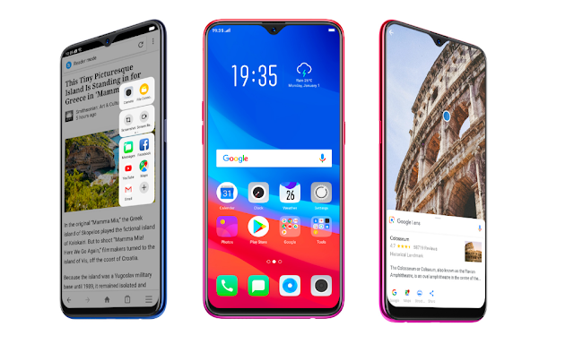 complete specification of oppo f9 pro