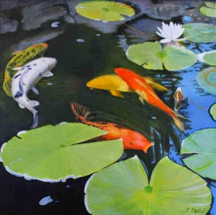 Британская художница. Diana Marshall