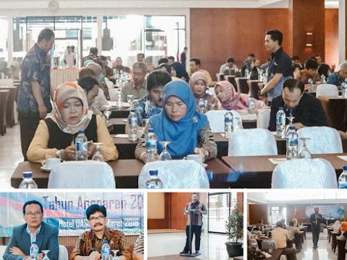 Sosialisasi Akreditasi SMP Kota Bandung