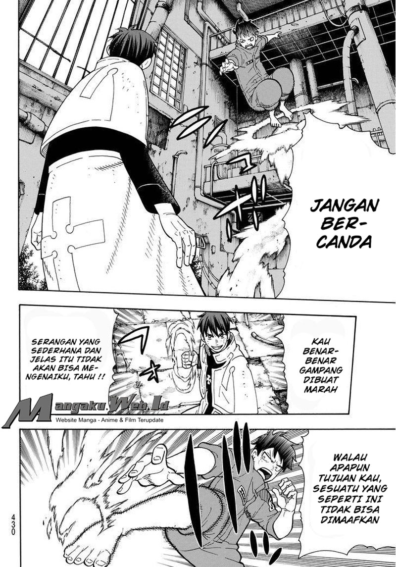 Fire Brigade of Flames Chapter 29-3