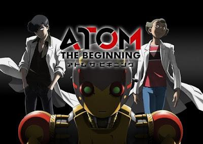 جميع حلقات انمي Atom: The Beginning مترجم عدة روابط