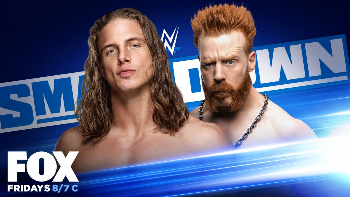 WWE Smackdown Results - August 7, 2020