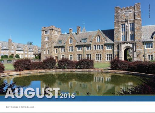 August Coolray Calendar
