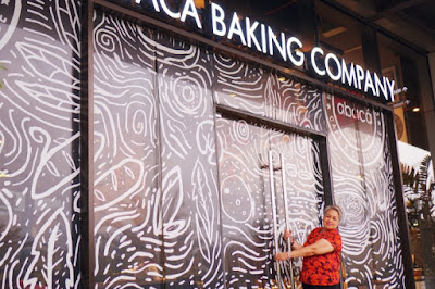 Welcome to Abaca Baking Company at Robinsons Galleria Cebu