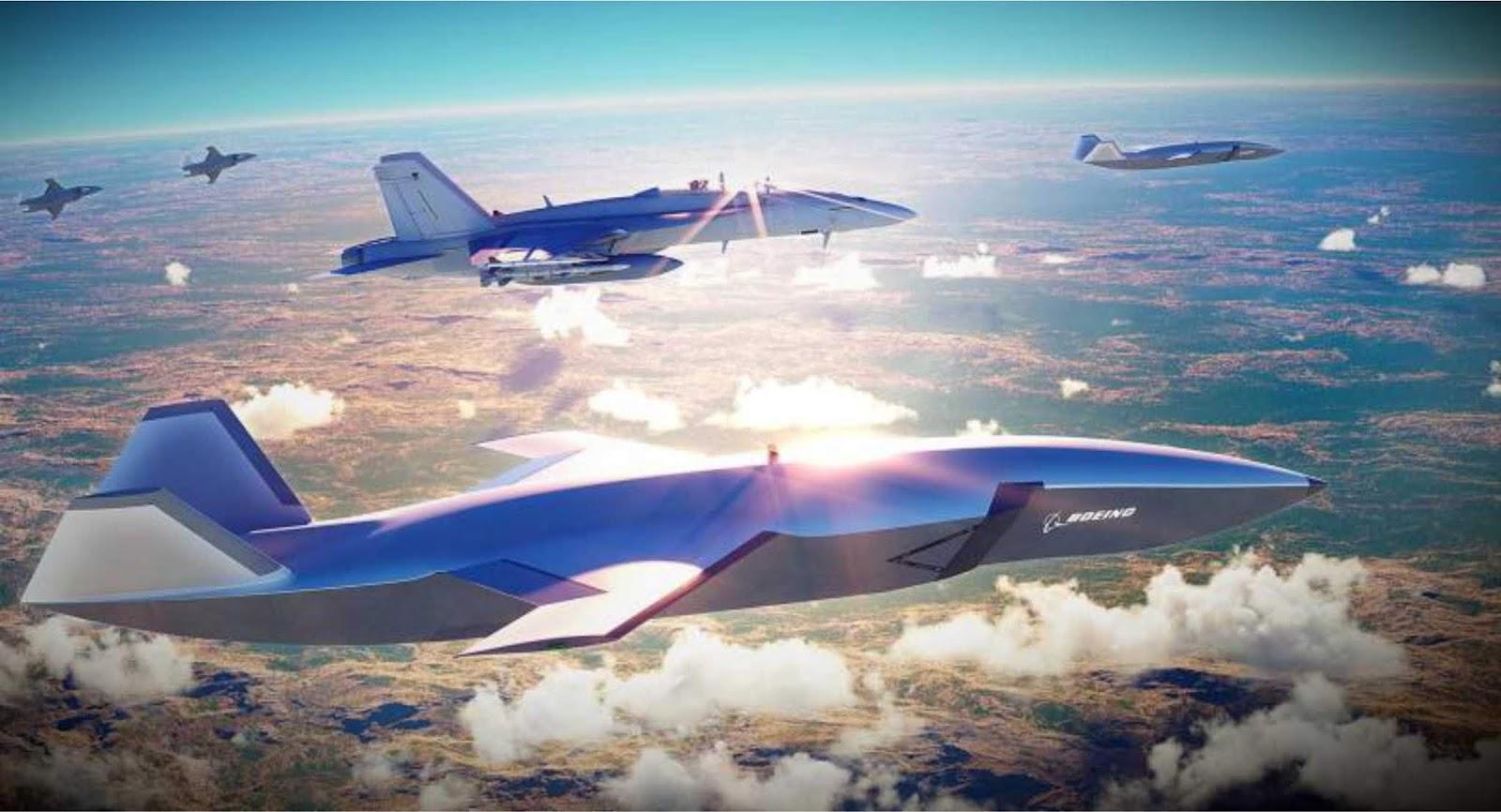 Boeing Australia Akan Menciptakan Pesawat Tempur Tak Berawak Dengan Kecerdasan Buatan