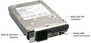 SCSI Harddrive