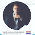 Boy Franciscus de Leede is Mister Global Netherlands