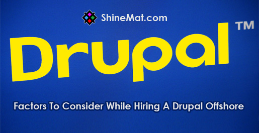 Drupal Offshore Development