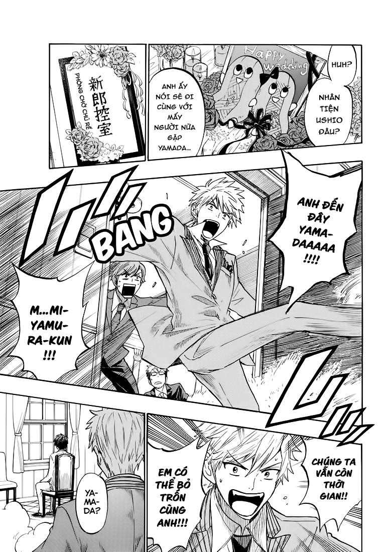 Yamada kun to 7 nin no Majo Chap 243 - Trang 9