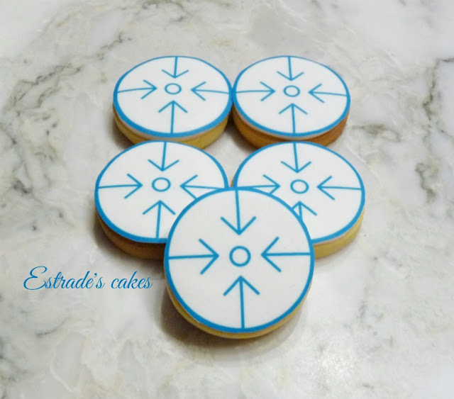 galletas de SAG con papel comestible 4