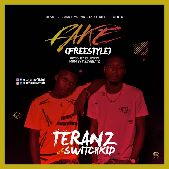 Teranz & Switchkid - Fake (freestyle) - www.mp3made.com.ng