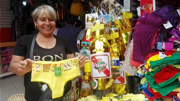 Leyendas y relatos de f tbol prendas amarillas de la for Prendas interiores femeninas