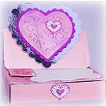 Valentine's Card & Gift Box