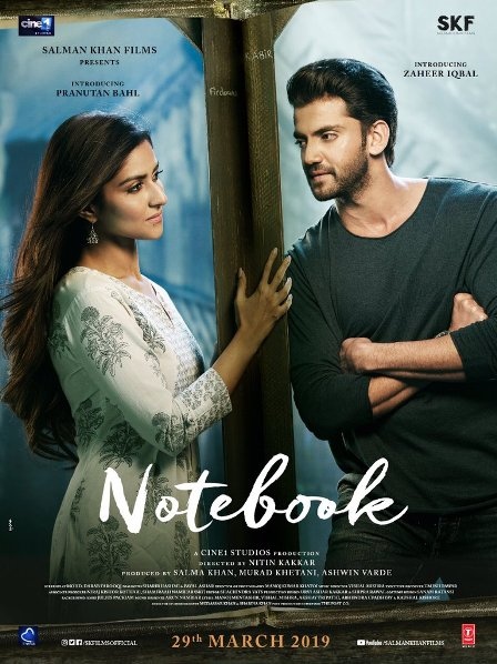 Notebook new upcoming movie first look, Poster of Panutan, Zaheer next movie download first look Poster, release date