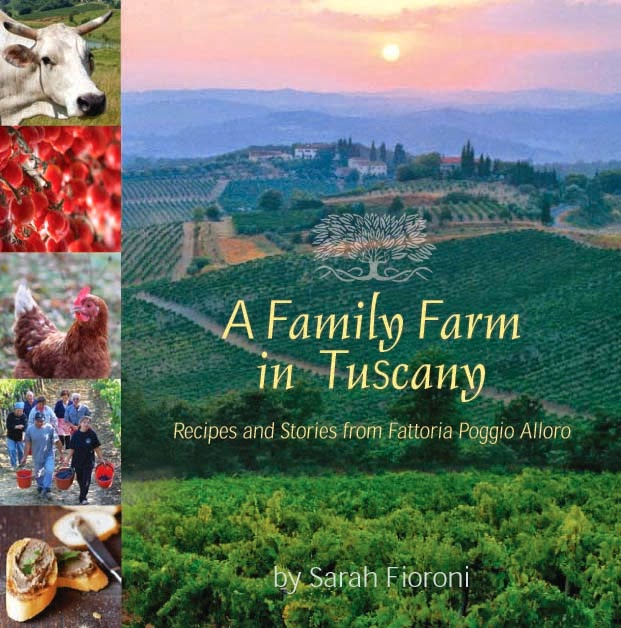 A Family Farm in Tuscany cookbook