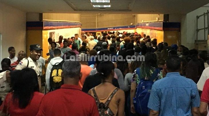 [Video] Tremendo apagón en el Gran Santo Domingo
