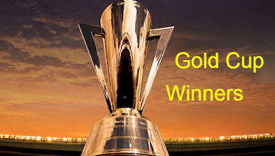 CONCACAF Gold Cup Past final winners champions list since 1991-2019