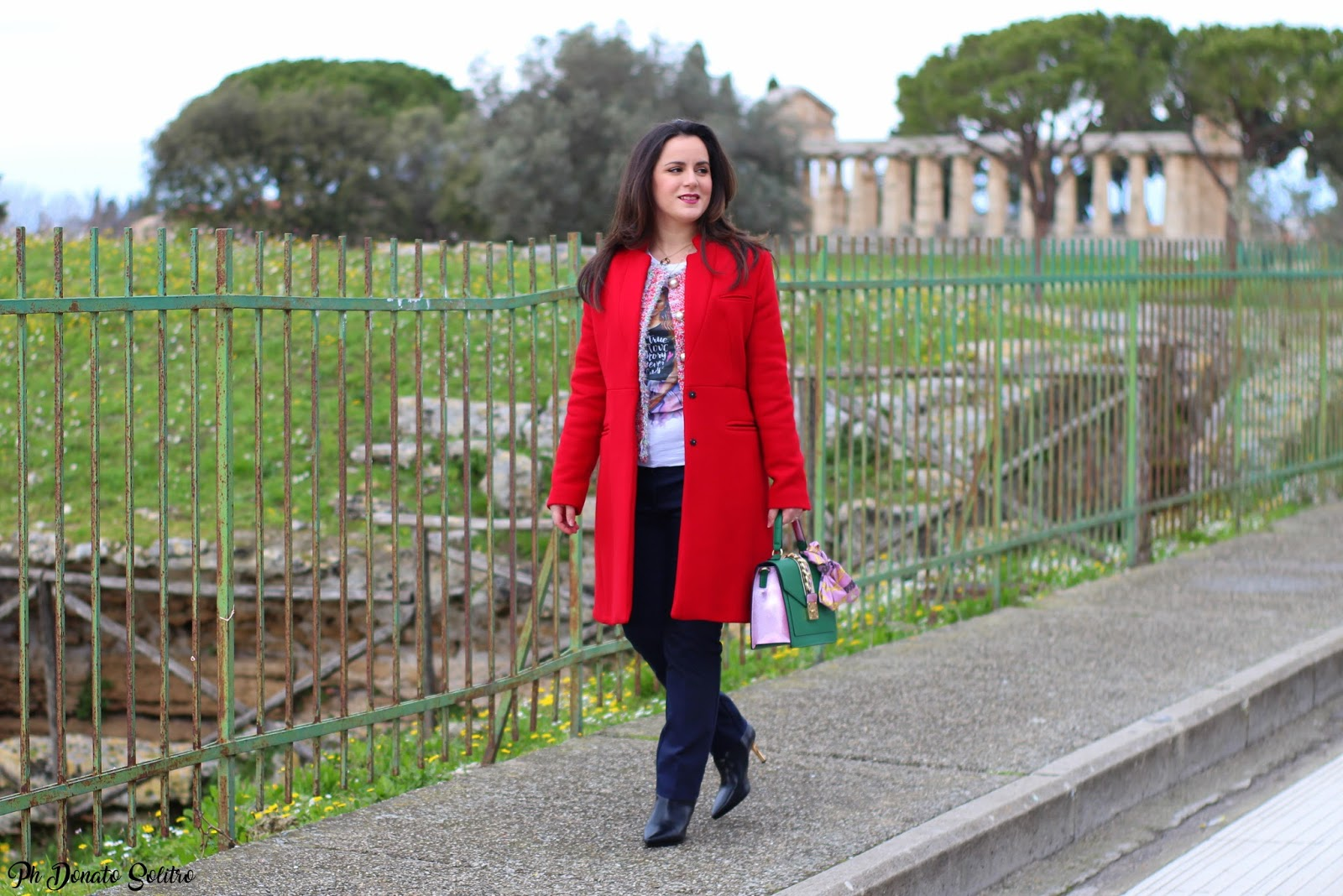 Look casual: l'outfit della fashion blogger da copiare!