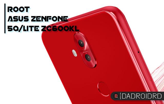 ROOT Asus Zenfone 5Q/Lite ZC600KL