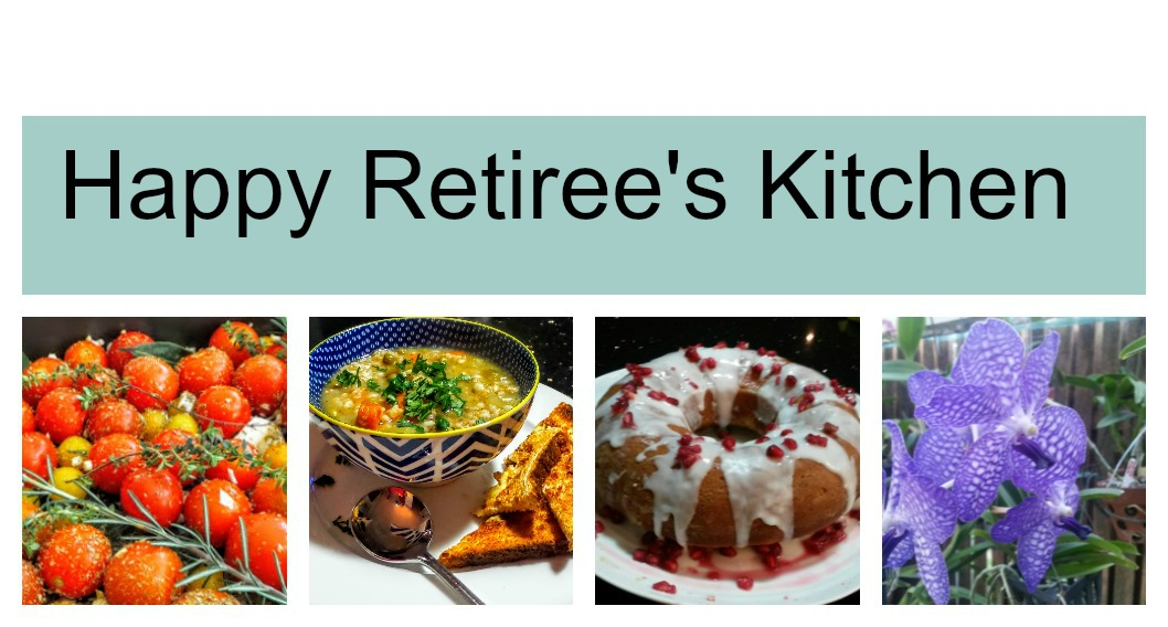 Happy Retiree's Kitchen