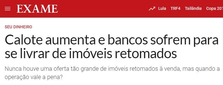 """95901f9de """"O que está acontecendo é que, como há dificuldade para encontrar  compradores, os bancos acabam fazendo mais leilões com os mesmos imóveis,  na tentativa de ..."""