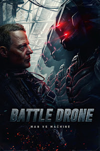 Battle Drone Poster