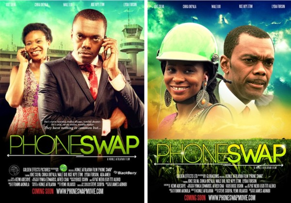 Phone swap nigerian movie part 3 : Bang and olufsen bmw 6 series