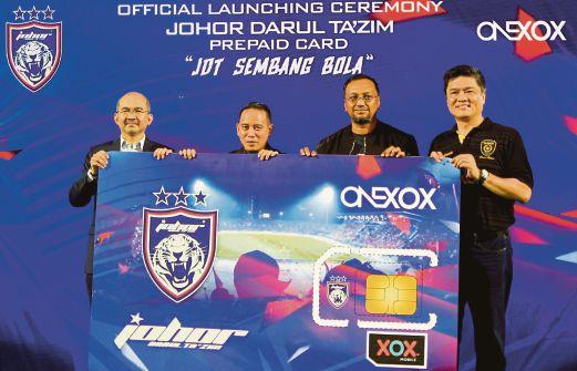 ONEXOX bekerjasama dengan JDT