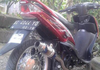 Biaya Pajak 5 Tahunan Yamaha MIO