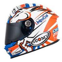 Suomy SR Sport Dovizioso GP Replica Ducati