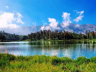 Pengilon lake
