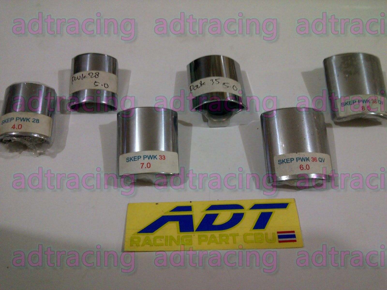 ADTRACING // SPARE PARTS MOTOR CBU DAN PART RACING DRAG