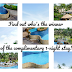 Find out who's the winner of the complimentary 1-night stay!