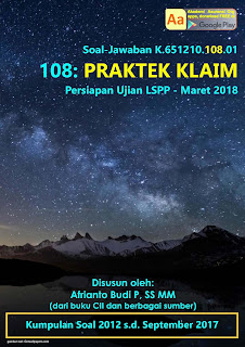 Tutorial LSPP 108 - Praktek Klaim - Maret 2018