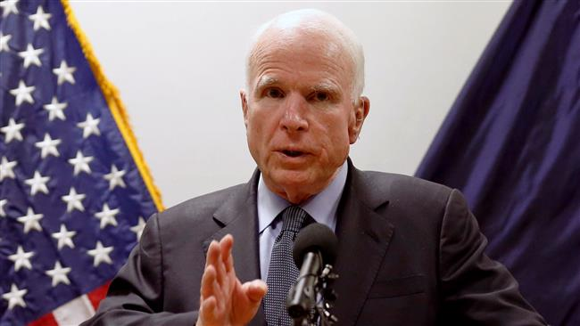 US military not on a course to success in Afghanistan : US Republican Senator John McCain