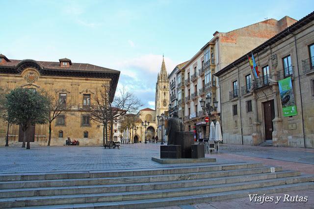 Plaza Porlier, Oviedo